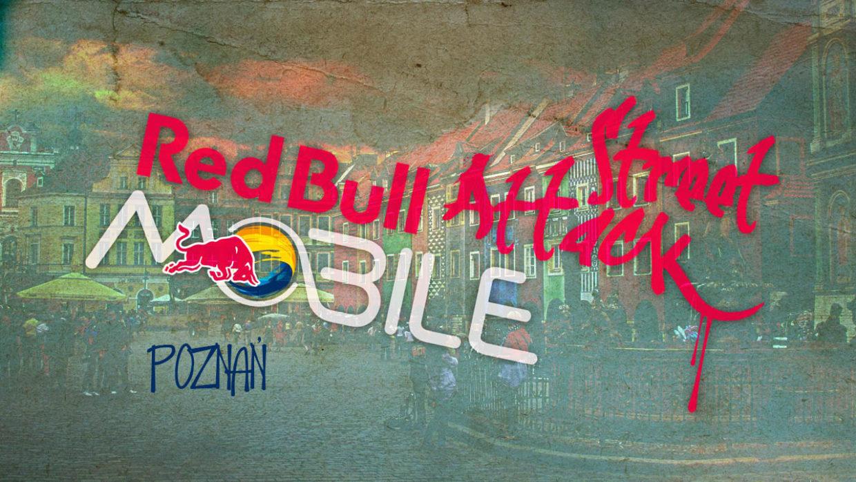 RedBull Mobile Street Attack - Poznań