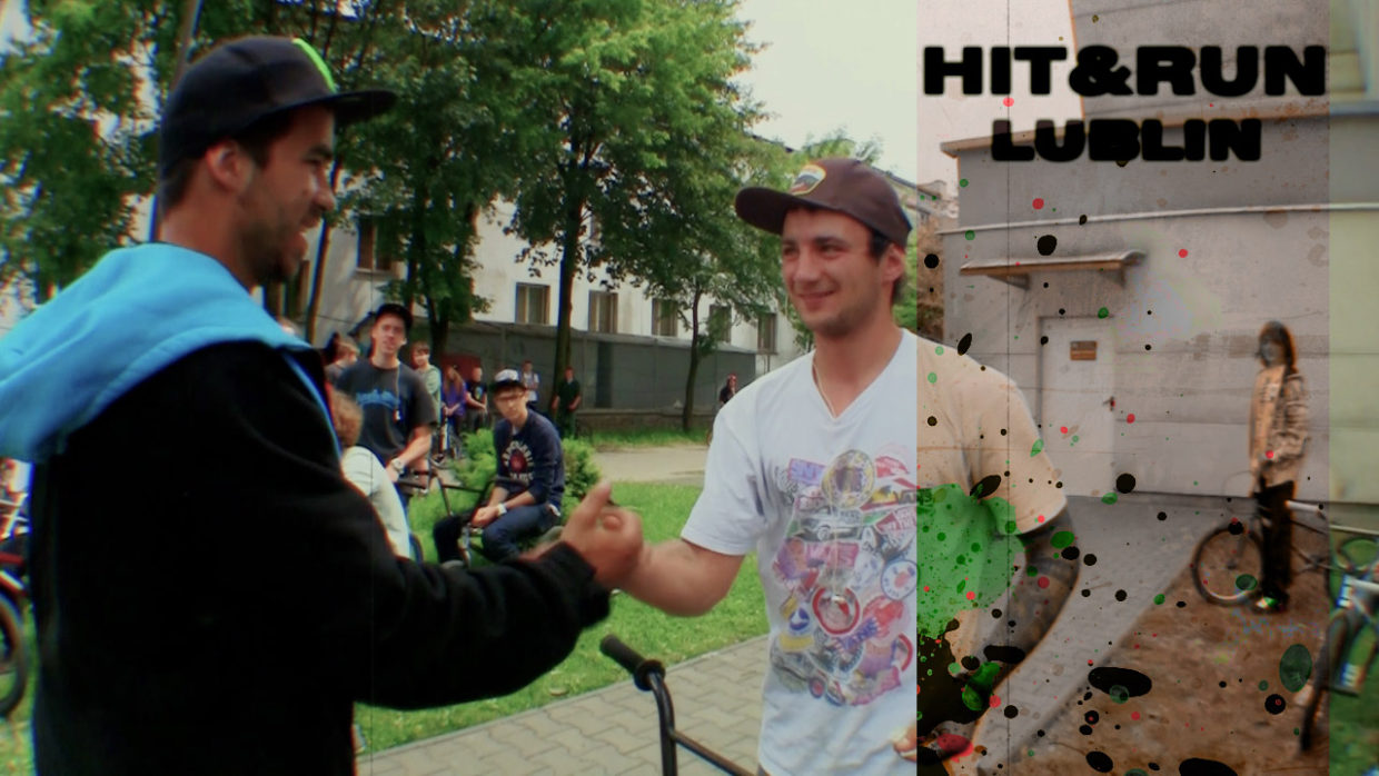 HIT & RUN Lublin