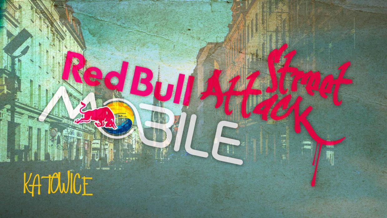 RedBull Mobile Street Attack - Katowice