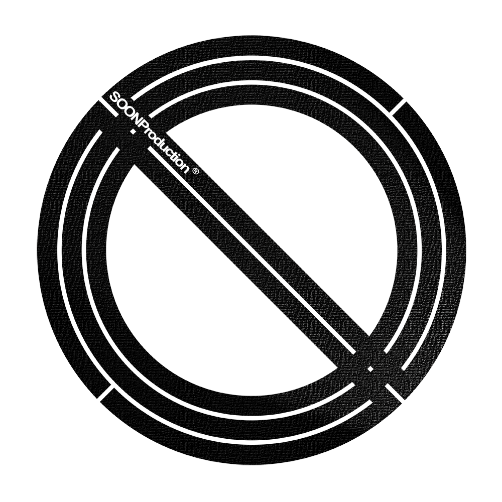SOONProduction Logo BLACK - PNG 1000px