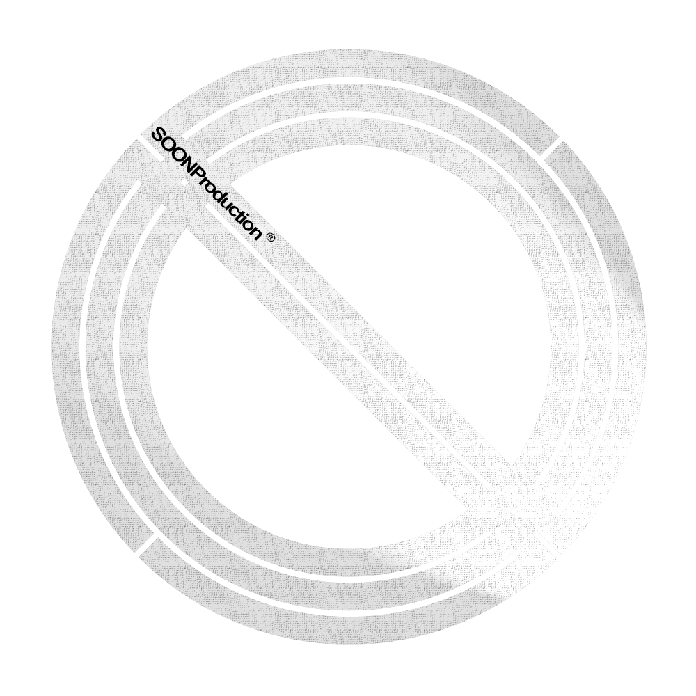 SOONProduction Logo WHITE - PNG 1000px