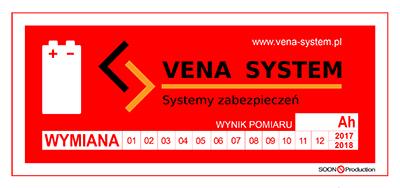 Vena-System - Akumulator/Wymiana