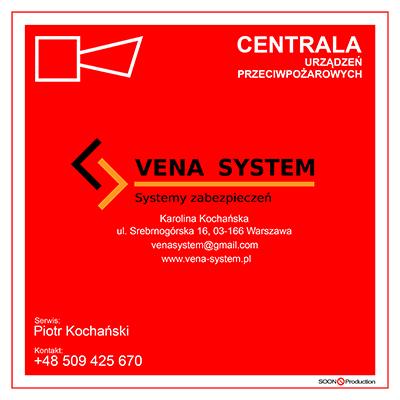 Vena-System - Centrala