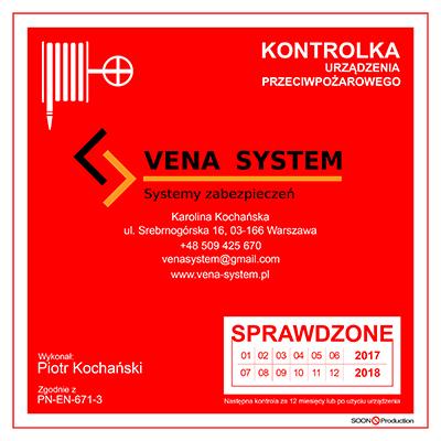 Vena-System - Hydrant