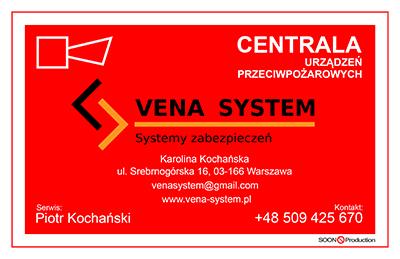Vena-System - Centrala mała